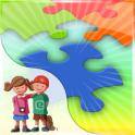 Kids Shuffle Puzzles