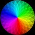 Swirl Rainbow - Fond d'écran