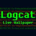 Logcat Live Wallpaper (lite)