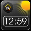 EZ Clock & Weather Widget