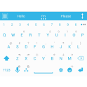 Theme for A.I.type Holo Light