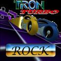 TRON LIGHTCYCLE ROCK RACE GAME