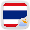 Thai Language GO Weather EX