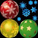 ▄▀▄ クリスマスBubbleBreaker