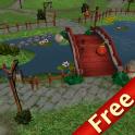 3D Asian Garden Free