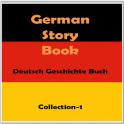 Learn German Book - 12 Stories