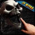 Skull Live Wallpaper 3D