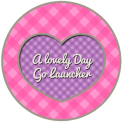 A Lovely day Go Launcher