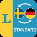 Swedish - German Translator Dictionary Standard