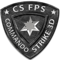 Commando Strike: 3D FPS Action