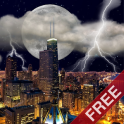 Thunderstorm Chicago - LWP
