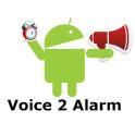 Voice 2 Alarm