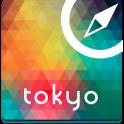 東京オフラインマップガイドホテル