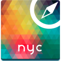 ニューヨークNYCオフラインマップ、ガイド