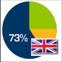 73% Indywidualna nauka słówek