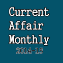 Current Affair Monthly GK