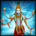Lord Vishnu Live Wallpaper HD