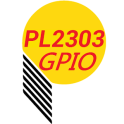 Prolific PL2303 USB-GPIO