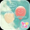 かわいい壁紙・アイコン-Lovely Balloon-無料