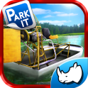 Swamp Boat Parking - 3D Racer