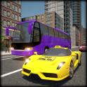市交通シミュレータ3D