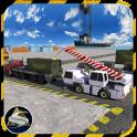 Crane Simulator Cargo Truck