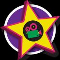 Estrellas de cine Popart Quiz
