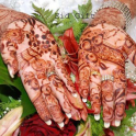 Mehendi Eid Gift Design