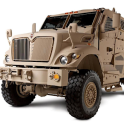Fond Army Truck international