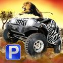Safari Truck Parking Simulator