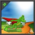 Running Frog Game 2015