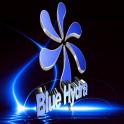 CM 12/12.1/13 Theme Blue Hydra