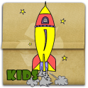 Learn to draw rockets for Kids