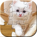 Cats & Kitten Puzzle Games for Kids and Toddlers