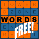 Five Words - Free - A Word Matrix Puzzle Game