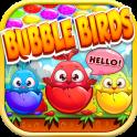 Bubble Bird Egg Drop Shooter