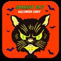 Halloween Scaredy Cat Lumière
