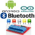 Arduino Bluetooth RC 4 Channel