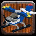 Airplanes in Bricks