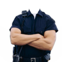 Police Suit Photo Editor