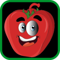 Fruit and Vegetable Games!