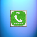Fake Call ( Escape Call timer)