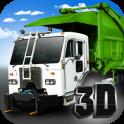 Garbage Truck 3D
