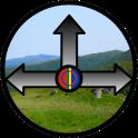 Sami Hiking Compass
