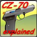 CZ-70 (CZ-50) pistol explained