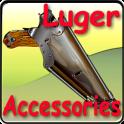 Luger pistol accessories
