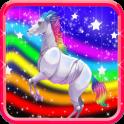 Cute Unicorn Dash games
