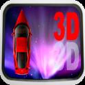 The 3D Car Race