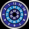 Dial Clock Widget