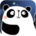 Lovely Panda Live Wallpaper